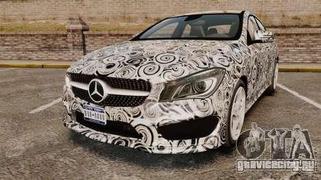 Mercedes-Benz CLA 250 2014 AMG Prototype для GTA 4