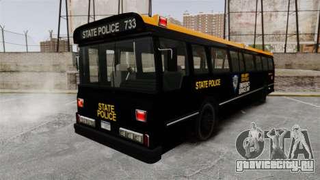 Brute Bus ESU [ELS] для GTA 4