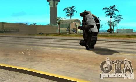 Тени в стиле RAGE для GTA San Andreas шестой скриншот