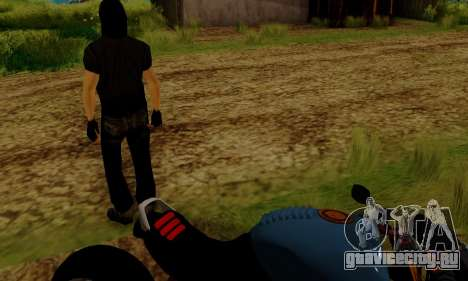 Glenn Danzig Skin для GTA San Andreas шестой скриншот