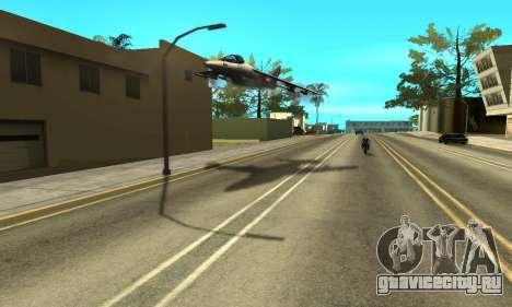 Тени в стиле RAGE для GTA San Andreas пятый скриншот
