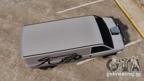 Burrito Bodybuilder для GTA 4 вид справа