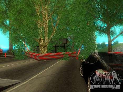 Таможня Los Santos-San Fierro для GTA San Andreas второй скриншот