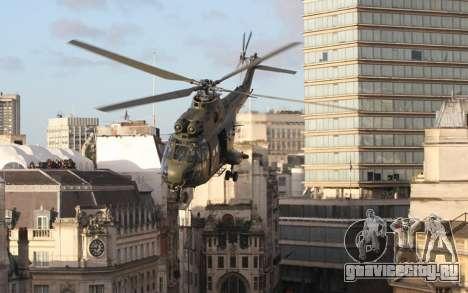 Загрузочные экраны Edge of Tomorrow для GTA 4
