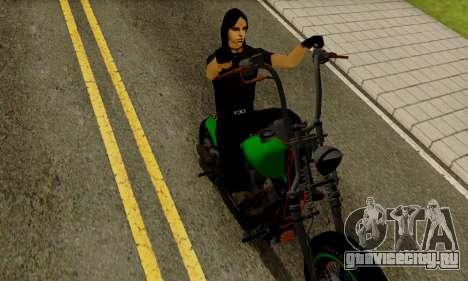 Glenn Danzig Skin для GTA San Andreas третий скриншот