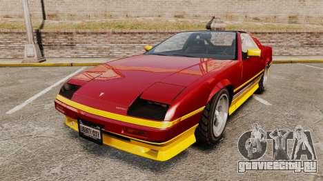 Imponte Ruiner new wheels для GTA 4