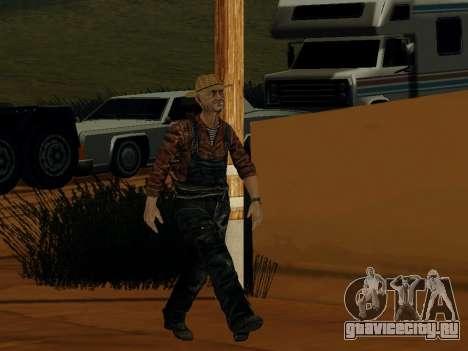 Фермер вер.2 исправленная и дополненная для GTA San Andreas четвёртый скриншот