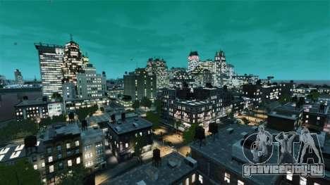 Погода Сан-Франциско для GTA 4 второй скриншот