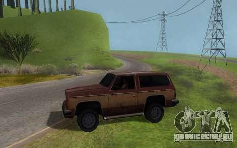 Sweet ENB Next Generation для GTA San Andreas шестой скриншот