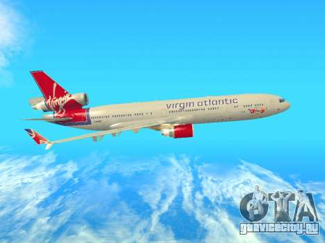 McDonnell Douglas MD-11 для GTA San Andreas