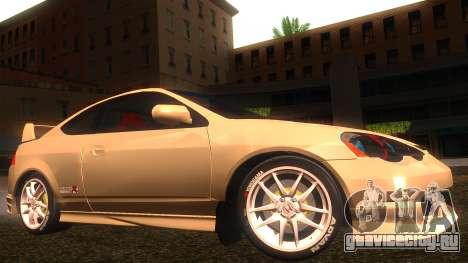 Honda Integra Type R для GTA San Andreas