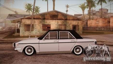 Peykan 48 Blackroof для GTA San Andreas вид слева