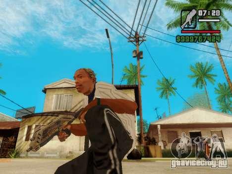 Защитник v.2 для GTA San Andreas четвёртый скриншот