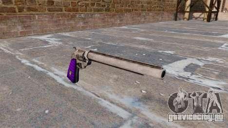 Револьвер -Joker- для GTA 4