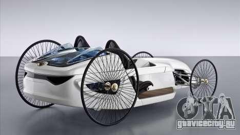Загрузочные экраны Mercedes-Benz F-CELL Roadster для GTA 4 третий скриншот