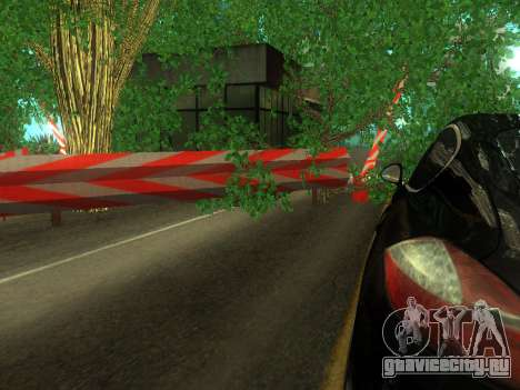 Таможня Los Santos-San Fierro для GTA San Andreas четвёртый скриншот