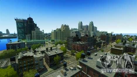 Погода Сан-Франциско для GTA 4 третий скриншот