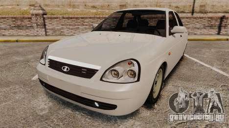 ВАЗ-2170 Lada Priora v2.0 для GTA 4