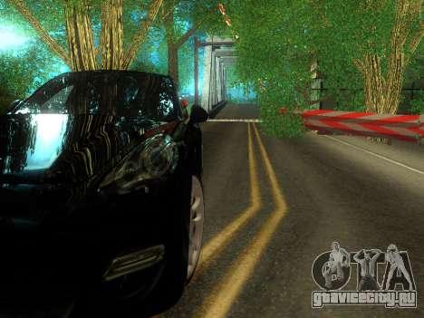 Таможня Los Santos-San Fierro для GTA San Andreas третий скриншот