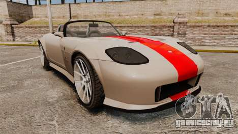 Bravado Banshee new wheels для GTA 4
