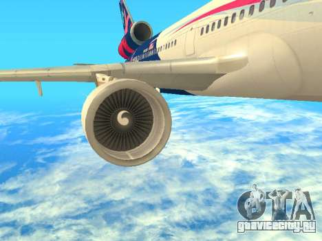 McDonnell Douglas MD-11 Delta Airlines для GTA San Andreas