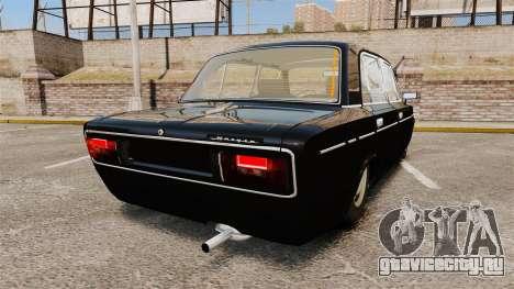 ВАЗ-2106 Жигули [Final] для GTA 4 вид сзади слева