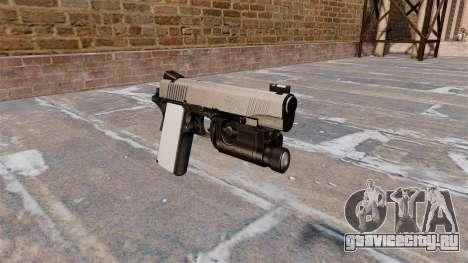 Полуавтоматический пистолет Kimber для GTA 4