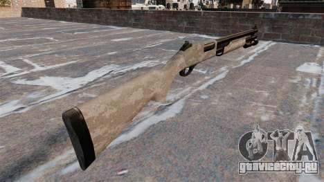 Помповое ружьё Remington 870 Wingmaster для GTA 4 второй скриншот