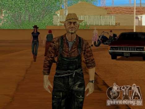 Фермер вер.2 исправленная и дополненная для GTA San Andreas пятый скриншот