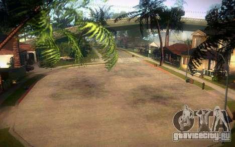 New Grove Street для GTA San Andreas