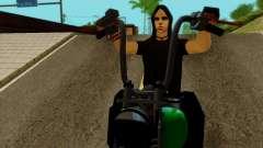 Glenn Danzig Skin для GTA San Andreas
