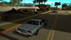 Тени в стиле RAGE для GTA San Andreas