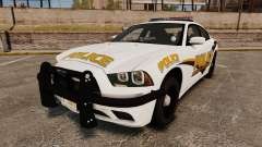 Dodge Charger 2013 Liberty University Police ELS для GTA 4