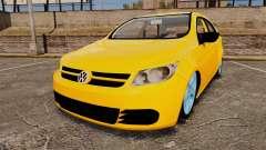 Volkswagen Gol G5 3 Puertas для GTA 4