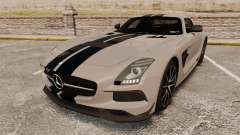 Mercedes-Benz SLS 2014 AMG NFS Stripes для GTA 4