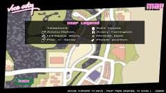 Иконки карты из GTA V