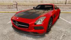 Mercedes-Benz SLS 2014 AMG GT Final Edition для GTA 4