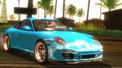 Porsche 911 Carrera GTS 2011 для GTA San Andreas