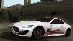 Maserati GranTurismo MC Stradale для GTA San Andreas