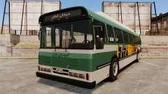 Иранский раскрас автобуса