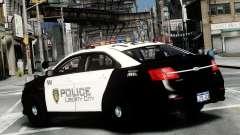 Ford Police Interceptor LCPD 2013 [ELS]