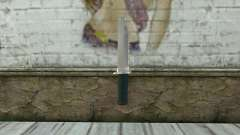 Нож для GTA San Andreas