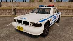 GTA SA Police Cruiser LCPD [ELS]