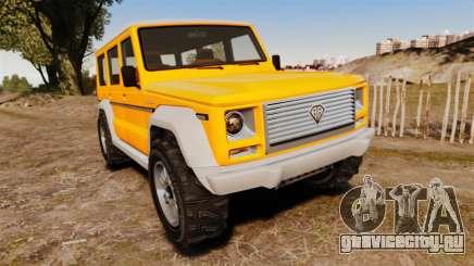 GTA V Benefactor Dubsta new wheels для GTA 4