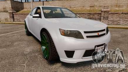 GTA V Cheval Fugitive new wheels для GTA 4