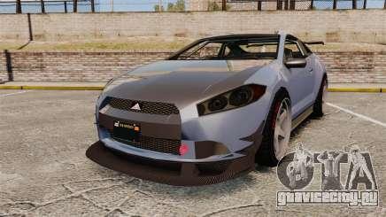 GTA V Maibatsu Penumbra для GTA 4