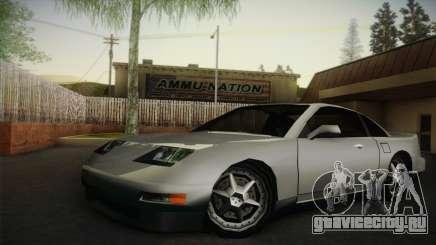New Euros V1 для GTA San Andreas