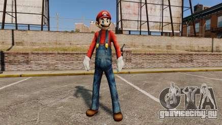 Марио для GTA 4