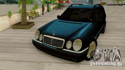 Mercedes-Benz E320 Wagon для GTA San Andreas