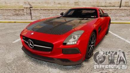 Mercedes-Benz SLS 2014 AMG GT Final Edition для GTA 4
